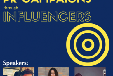 Influencers SuperCharge Your PR Campaigns