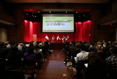 2016 PRSA Tri-State Conference at New York University on October 18th, 2016